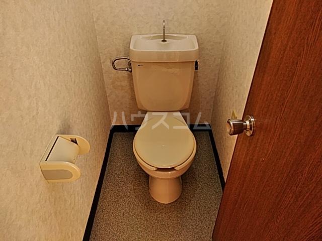 苑楽 923 102号室のトイレ
