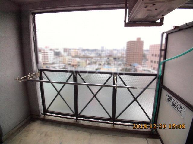 ミルオンデュール竹生 604号室の景色