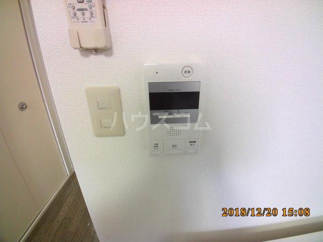ミルオンデュール竹生 604号室のセキュリティ