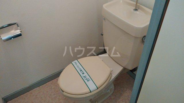 サンライズ今井 102号室のトイレ