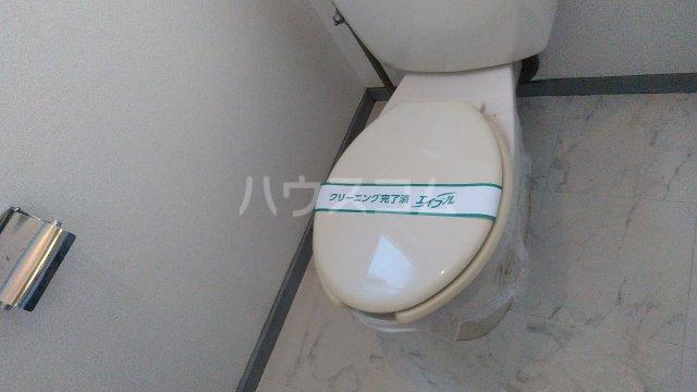サンライズ今井 303号室のトイレ