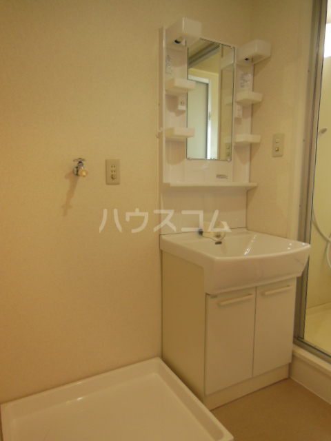 サンライズ美里 402号室の洗面所