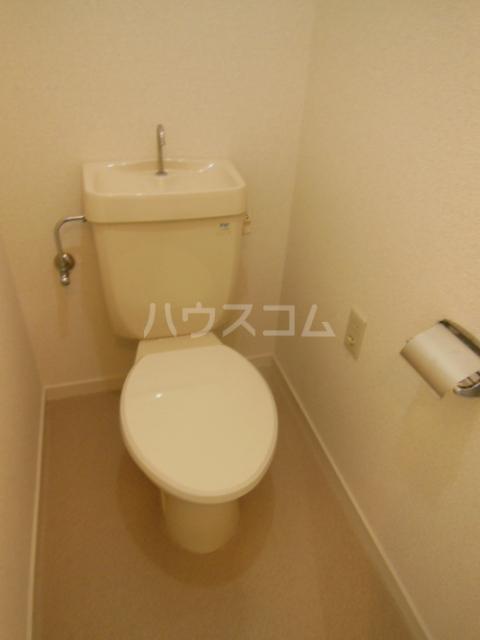 サンライズ美里 402号室のトイレ