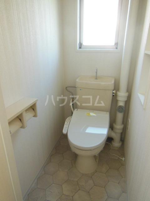 サントピア天道B 103号室のトイレ