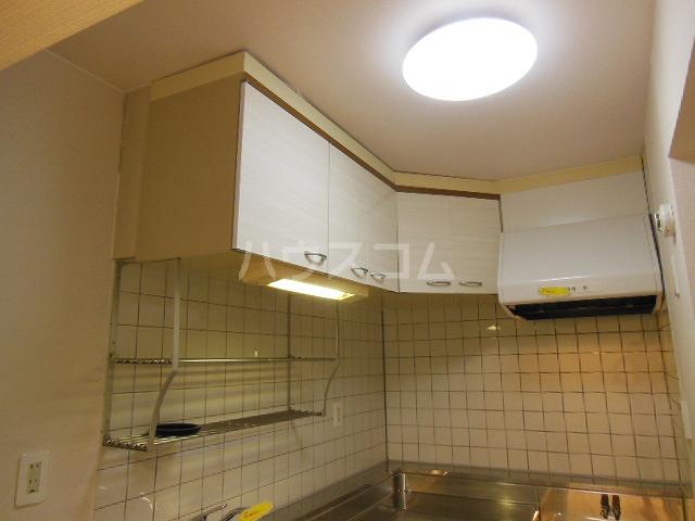 サントピア天道B 103号室のキッチン