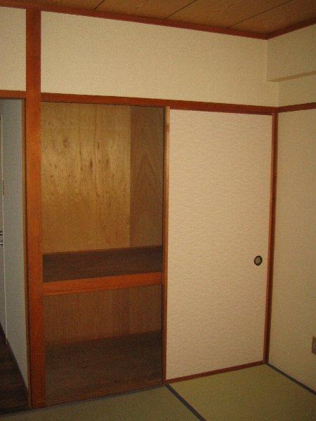 グリーンヒルNo.1 101号室の収納