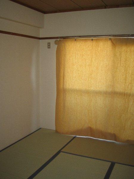 グリーンヒルNo.1 101号室のベッドルーム