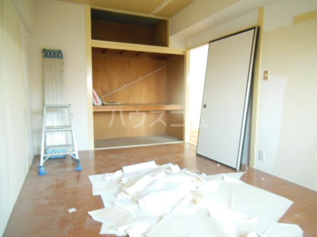 サンシャインひら 403号室の収納