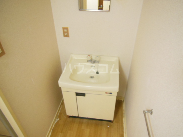 サンシャインひら 403号室の洗面所