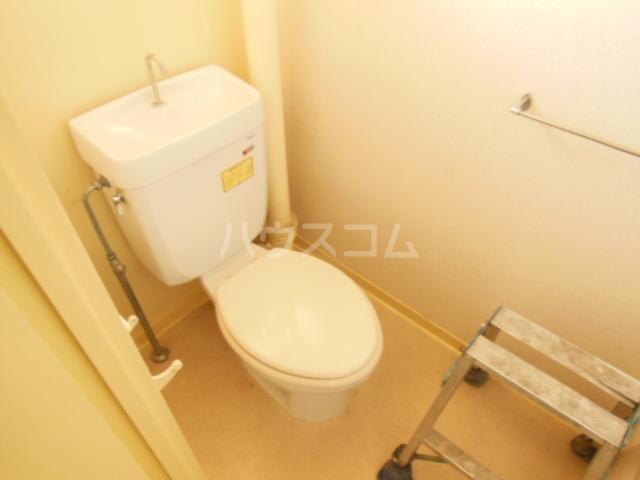 サンシャインひら 403号室のトイレ