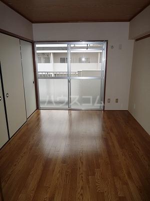 あいちビル 4B号室のベッドルーム