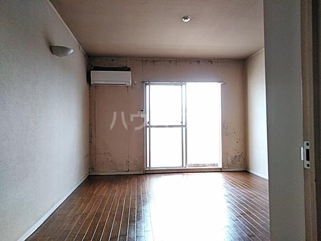 アークファースト 206号室のベッドルーム