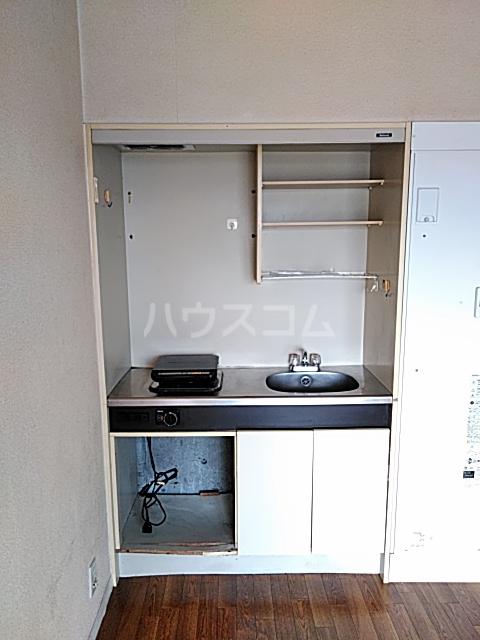 アークファースト 206号室のキッチン