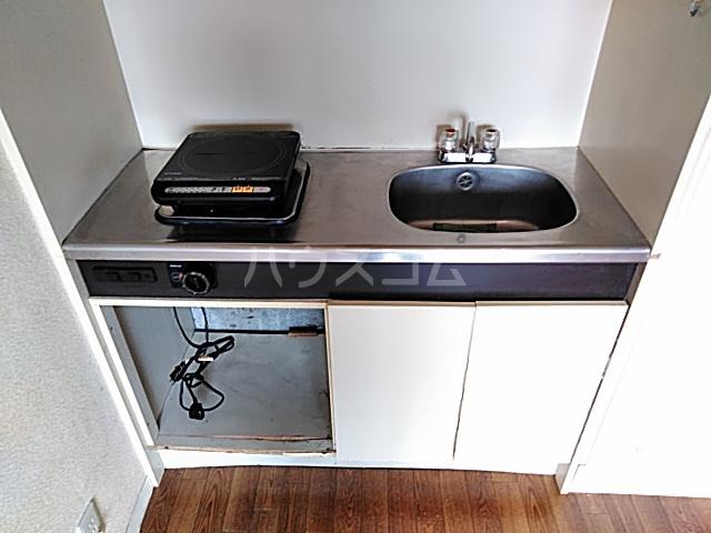 アークファースト 210号室のキッチン