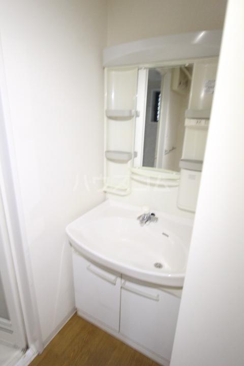 Bonheur衣丘 407号室の洗面所