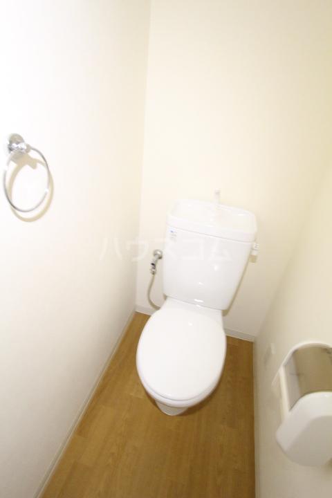 Bonheur衣丘 407号室のトイレ