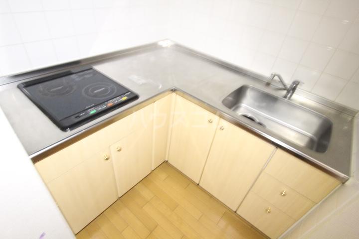 Bonheur衣丘 407号室のキッチン