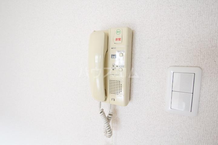 Bonheur衣丘 407号室のセキュリティ