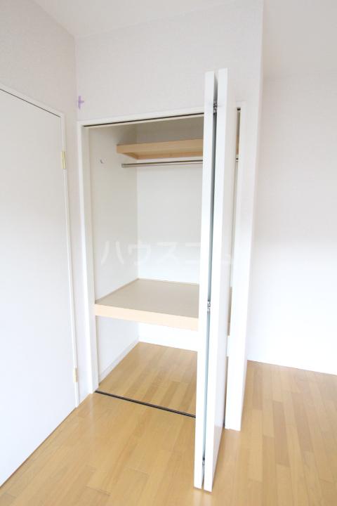 Bonheur衣丘 407号室の収納