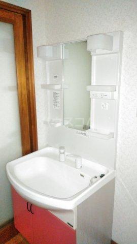 プリスティーヌ 306号室の洗面所