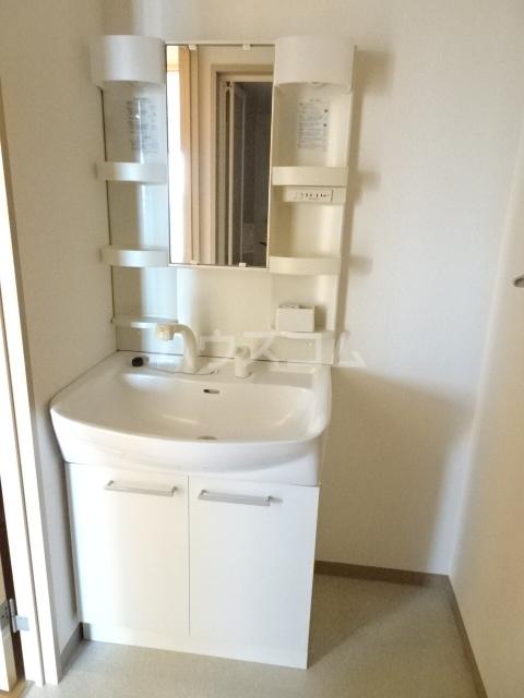 シャトー大豊 703号室の洗面所
