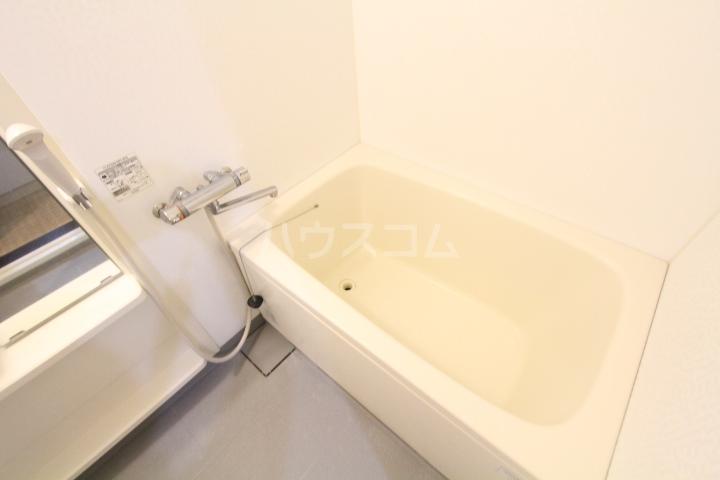 AQUA VITA 202号室の風呂