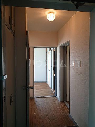 第二ハイツ昌 303号室の玄関