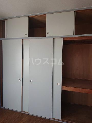 第二ハイツ昌 303号室の収納