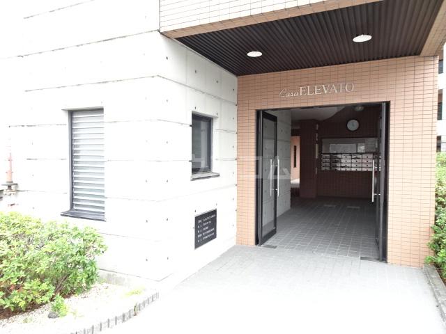 Casa ELEVATO 102号室のエントランス