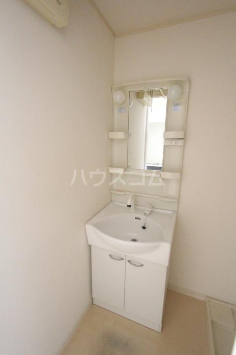 OPULENCE若宮 202号室の洗面所