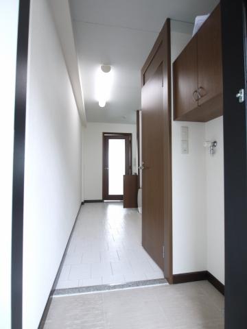 アイルーム浄水Ⅰ 111号室の玄関