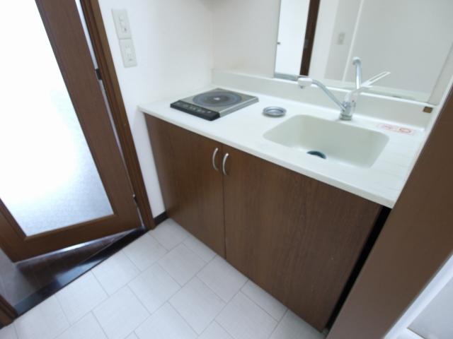 アイルーム浄水Ⅰ 111号室のキッチン