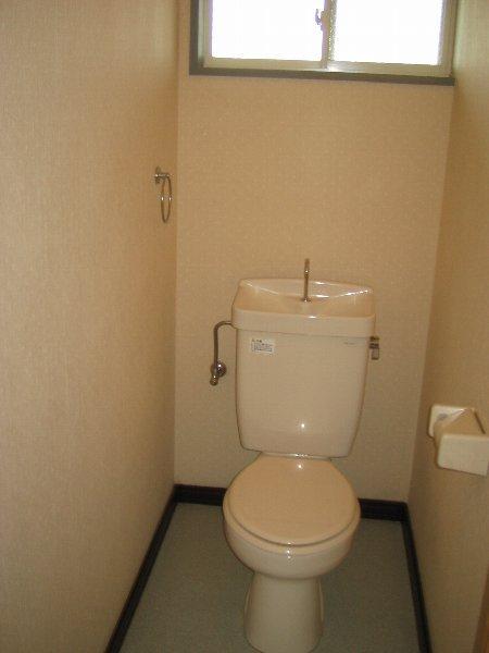 すまいる長嶋 102号室のトイレ