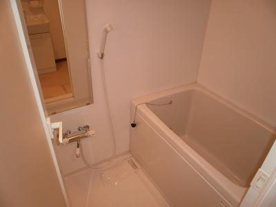 スマイルガーデン 102号室の風呂