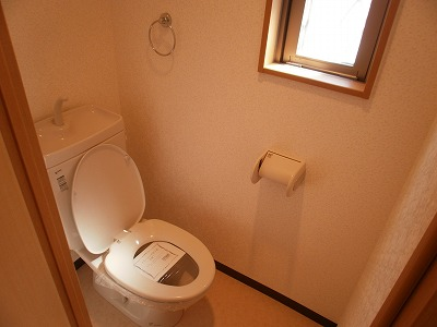スマイルガーデン 102号室のトイレ