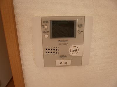 スマイルガーデン 102号室のセキュリティ