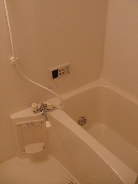 Grand Ciel 2号室の風呂