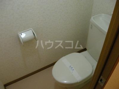 Grand Ciel 2号室のトイレ