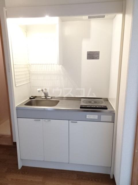 ベルメゾン錦 3I号室のキッチン