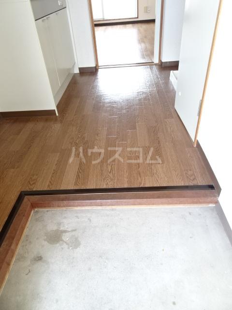 ベルメゾン錦 3I号室の玄関