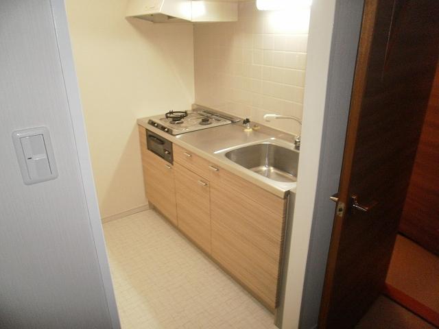PATIO082 102号室のキッチン