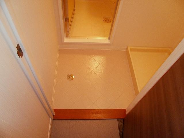 PATIO082 102号室の洗面所