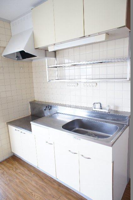 シティハイツ20 202号室のキッチン