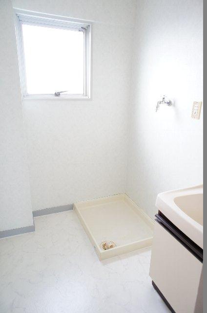 シティハイツ20 202号室の洗面所