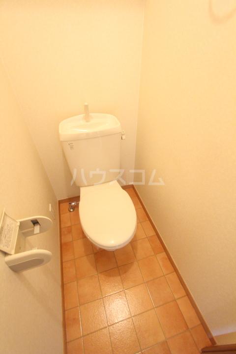 すまいるノーヴェ山之手 203号室のトイレ