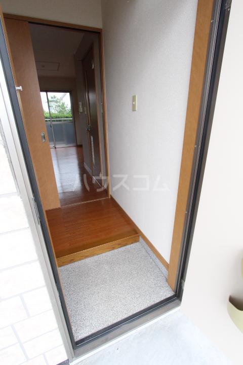 オリーブ・ハウスHIDAKA 103号室の玄関
