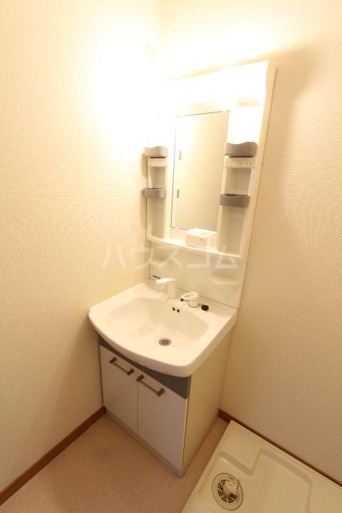 オリーブ・ハウスHIDAKA 103号室の洗面所