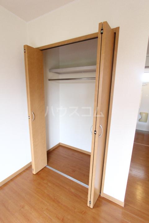 オリーブ・ハウスHIDAKA 103号室の収納