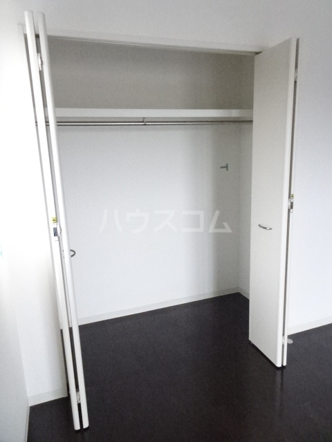 アクアスフィア 202号室の収納