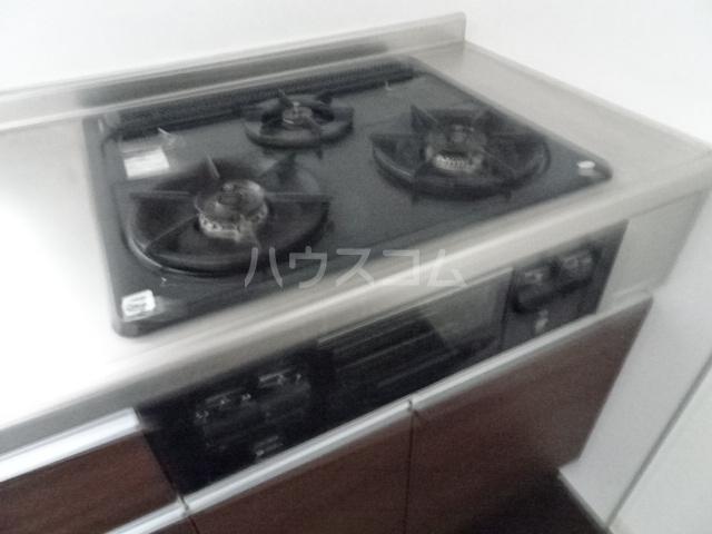 アクアスフィア 202号室のキッチン